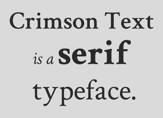 Шрифты с засечками, Антиква (Serif)