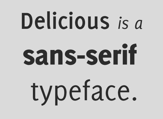 Рубленые шрифты, Гротески (Sans Serif)